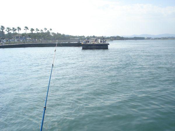 【浜名湖】新居海釣り公園