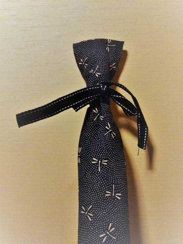 【ハンドメイド】自作の和柄の竿袋